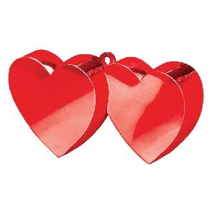 Peso Globo heart:red