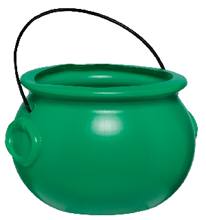 JUGUETE bulk:POT OF GOLD green