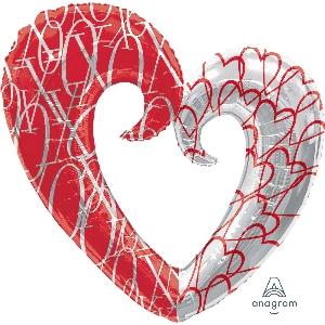 FORMA XO HEART PATTERN (EMPAQUETADOS)