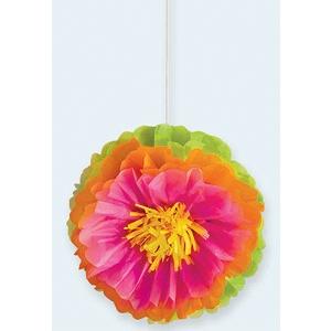 DEC HIBISCUS Pompom FLOWER