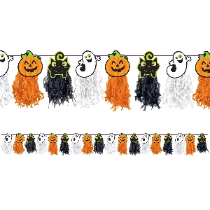 Guirnalda TISSUE HALLOWEEN ICONS