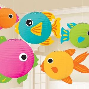 FISH Farolillos con  ADD ONS