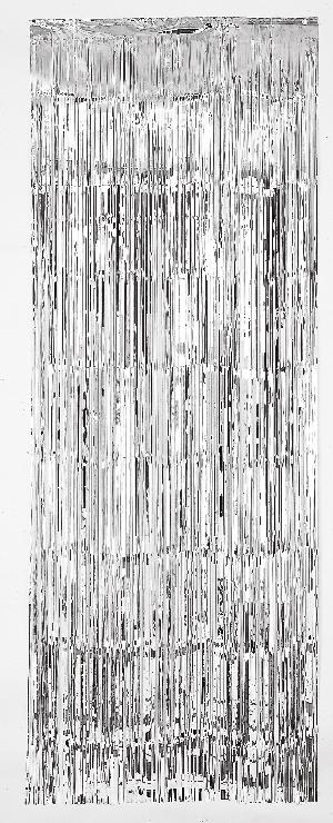 CORTINA PUERTA PLATA 0,9m x 2,4m