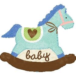 FOR CABALLO BABY NIÑO (EMPAQUETADOS)
