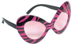 Gafas Fun Shades Diva Pink & Black