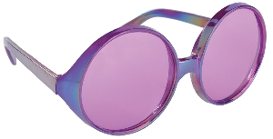 Gafas Fun Shades Purple Tinted