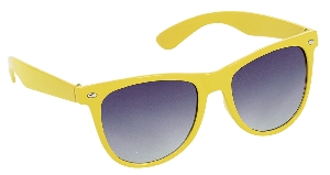 Gafas Fun Shades Nerd Yellow Tinted