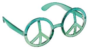 Gafas Fun Shades World Peace Tinted