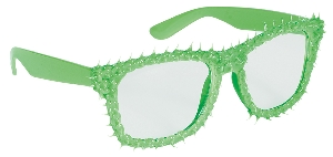 Gafas Fun Shades Green Clear
