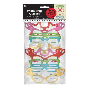 Photo Kit Photo Booth Glasses