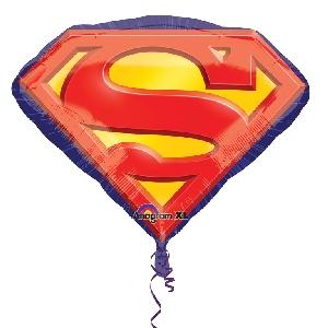 FOR SUPERMAN LOGO (EMPAQUETADOS)
