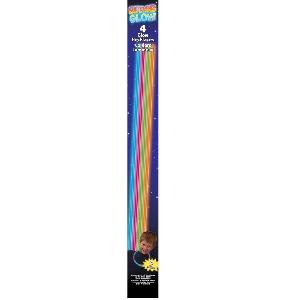 Juguetes Glow Stick Necklaces Assorted Colours 55.8cm