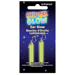 Juguetes Crazy Glow Earrings 5.7cm