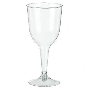 BPP 10OZ PL Copa Vino - CLEAR
