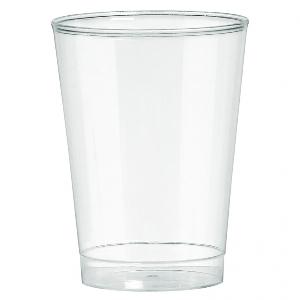 Vaso grande 296ml 100ct plas:clear