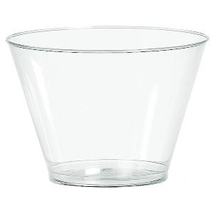 Vasos 148ml 100ct plas:clear