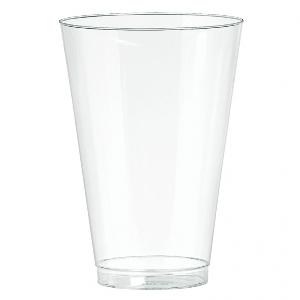 BPP Vaso grande PL 14OZ.- CLEAR