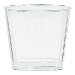 9 OZ. PREMIUM CLEAR Vaso grande - BX