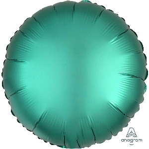 """18""""/45cm CIRCULO Satin Jade Circle (EMPAQUETADOS)"""