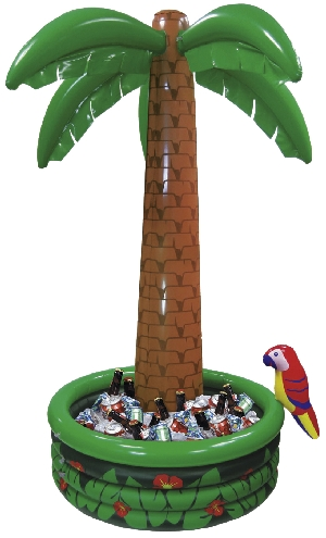Inflable COOLER:PALM TREE