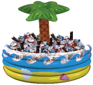 Inflable COOLER:TROPICAL PAL