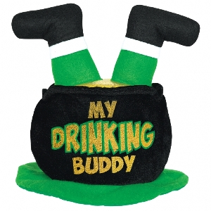POT GORRO LUCKY LEPRECHAUN