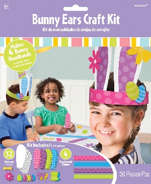 CRAFT KIT BUNNY EAR