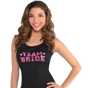 Camiseta Hen Party Team Bride Tank Top Large/Extra Large
