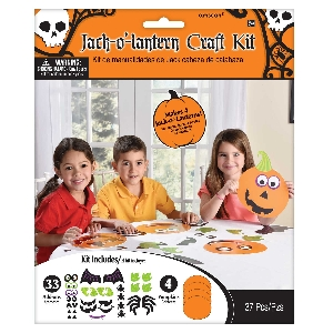CRAFT KIT JACKOLANTER