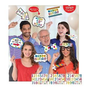 Photo Kit Rainbow Personalised Photo Props