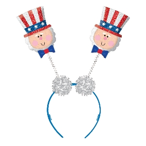 UNCLE SAM DIADEMA TOP HAT