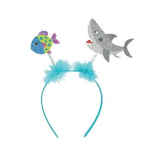 DIADEMA SHARK AND FISH