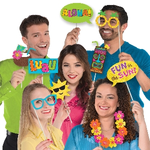 Foto Kit SUMMER LUAU PROP
