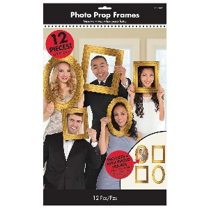 Photo Kit Gold Photo Frame Props
