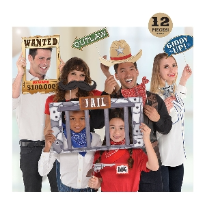 Photo Kit Western Photo Prop Kits