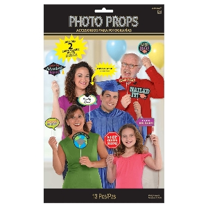 PHOTO KIT PROPS GRAD FAMILY