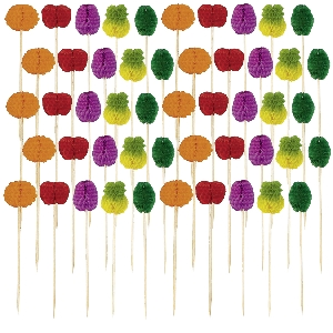 HONEYCOMB PICKS - FRUIT