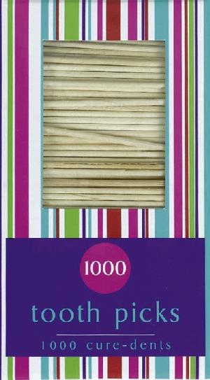 TOOTHPICKS 1000 CT