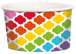 Tarrina Rainbow Buffet Treat Cups