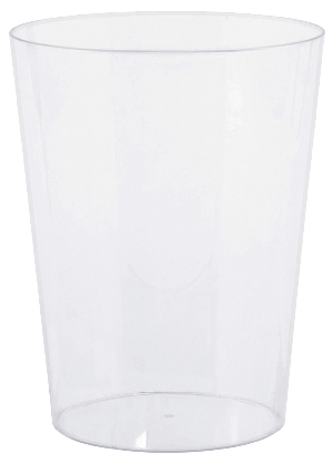 Bowl Plastic Medium Cylinders Containers 14.7cm