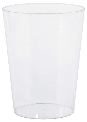 Bowl Plastic Large Cylinder Containers 19.3cm