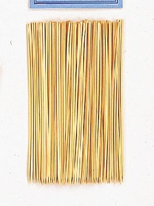 SKEWERS:BAMBOO 20.3cm pk100