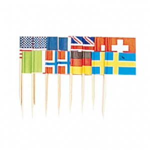 PICKS:FLAG INTERNATIONAL asst.