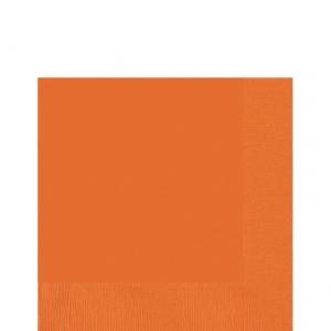 Serv/Med 33X33 2-Ply Naranja