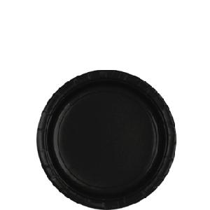 Plato 17.7Cm Negro