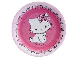 8 Platos 23cm Charmmy Kitty (OFERTA )