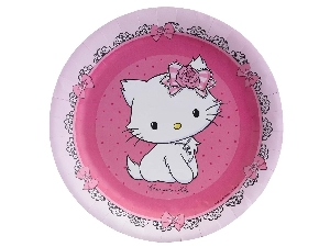 8 Platos 18cm Charmmy Kitty (OFERTA )