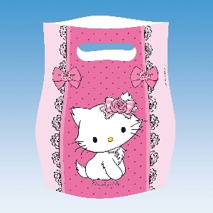 6 Bolsa chuches/juguetes Charmmy Kitty (OFERTA )