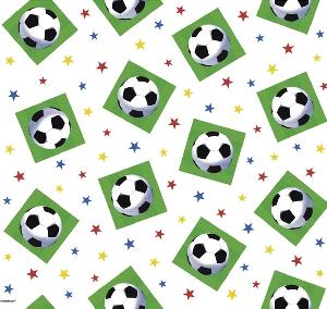Mantel de plasticoChampionship Soccer Plastic Tablecovers