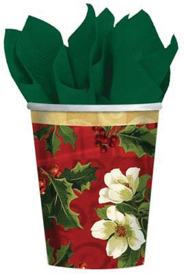 VASO 266ml HOLIDAY BOTANICAL OFERTA